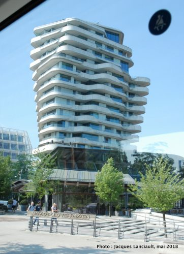 Tour Marco-Polo, Hambourg, Allemagne
