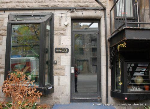 Colonel Moutarde, A'Shop, Montréal, Québec