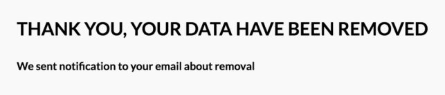 remove yourself from nuwber opt out removal