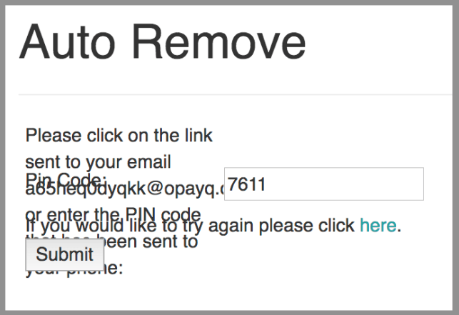 remove yourself from usa profile pages opt out removal