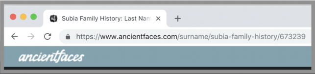 How to Remove Yourself from Ancient Faces opt out removal