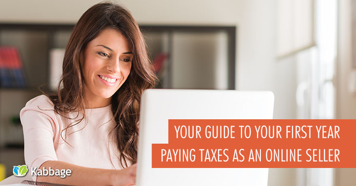 Your First Year's Guide to Filing Income Taxes as an Online Seller