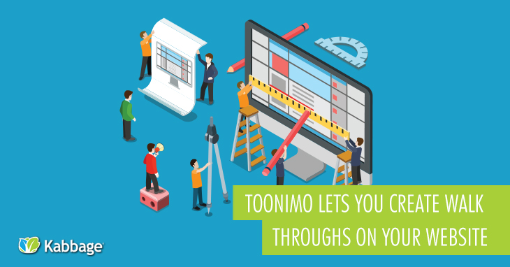 Toonimo Debuts to Add Walkthroughs to Your Website