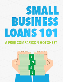 Small Business Loans Comparison Sheet