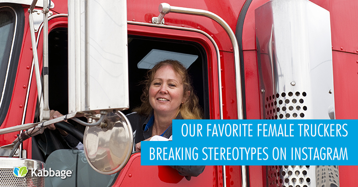 Women Truckers on Instagram Who Are Breaking the Mold