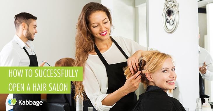 How to Successfully Open a Hair Salon