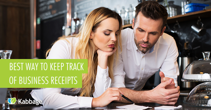 The Rushed Business Owner's Guide to Keeping Track of Receipts
