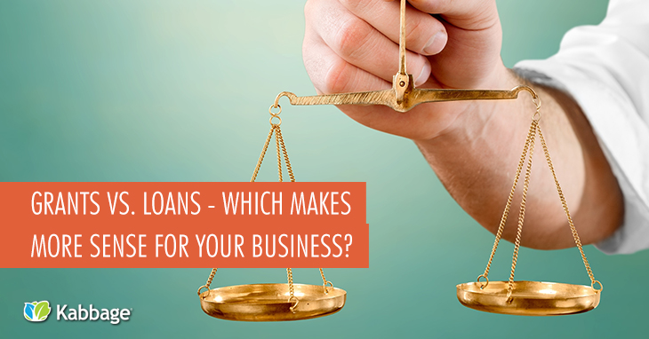 Grants vs. Loans - Which Makes More Sense for Your Business?