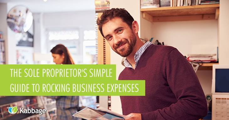 The Sole Proprietor's Simple Guide to Rocking Business Expenses