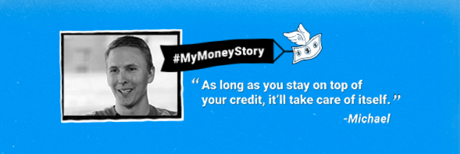 My Money Story Michael