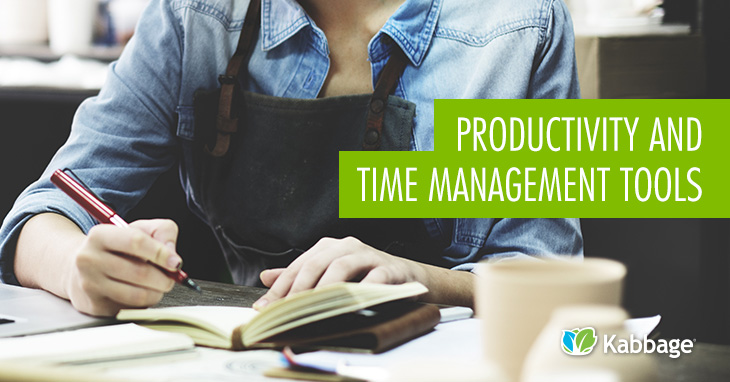 Productivity and Time Management Tools