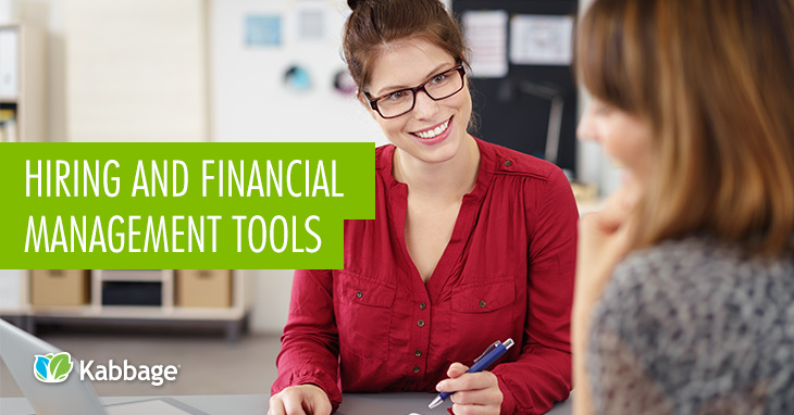 Hiring and Financial Management Tools