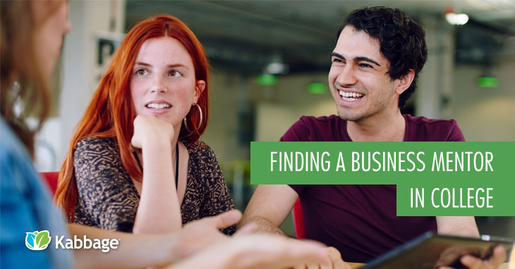 College Finding Business Mentor