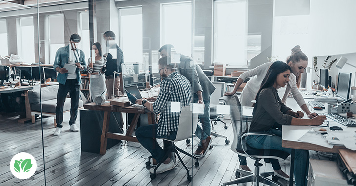 How work environment increases productivity and work effort how work environment increases productivity and work effort kabbage small business blog sciox Choice Image