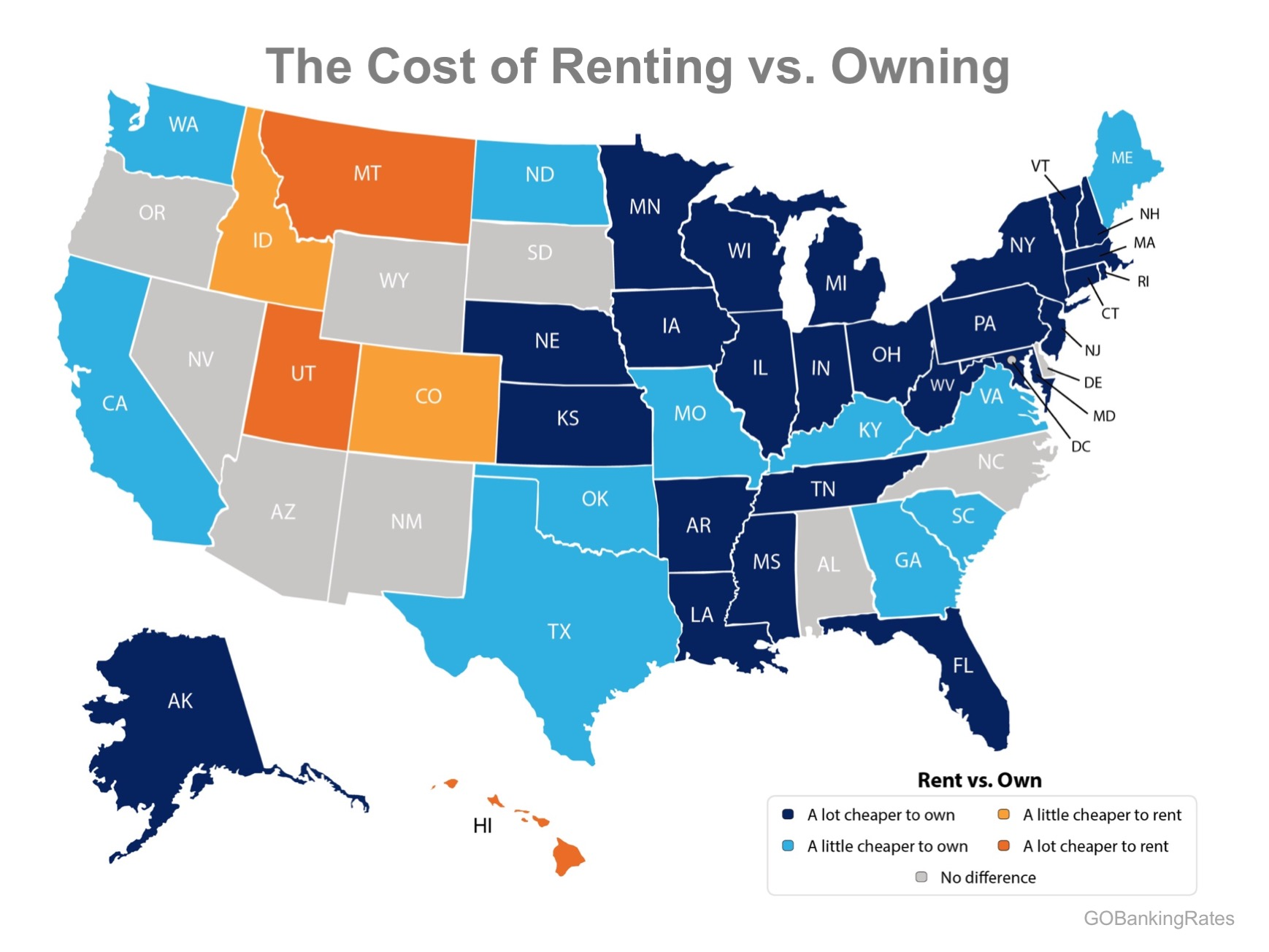 Buying Remains 36% Cheaper than Renting! | MyKCM