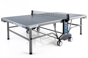 Kettler Outdoor  Table Tennis Table With Accessories Other Image
