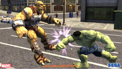 Incredible Hulk :: Game Preview | Movie | Download Video ...