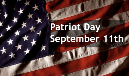 1b5a5d01fec September 11th is Patriot Day in the U.S.