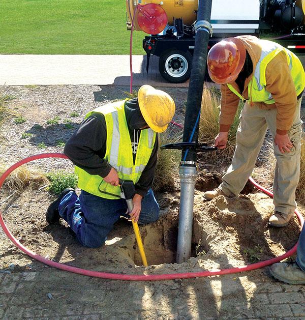 "Utility Contractor: ""Expert Vacuum Excavation"""