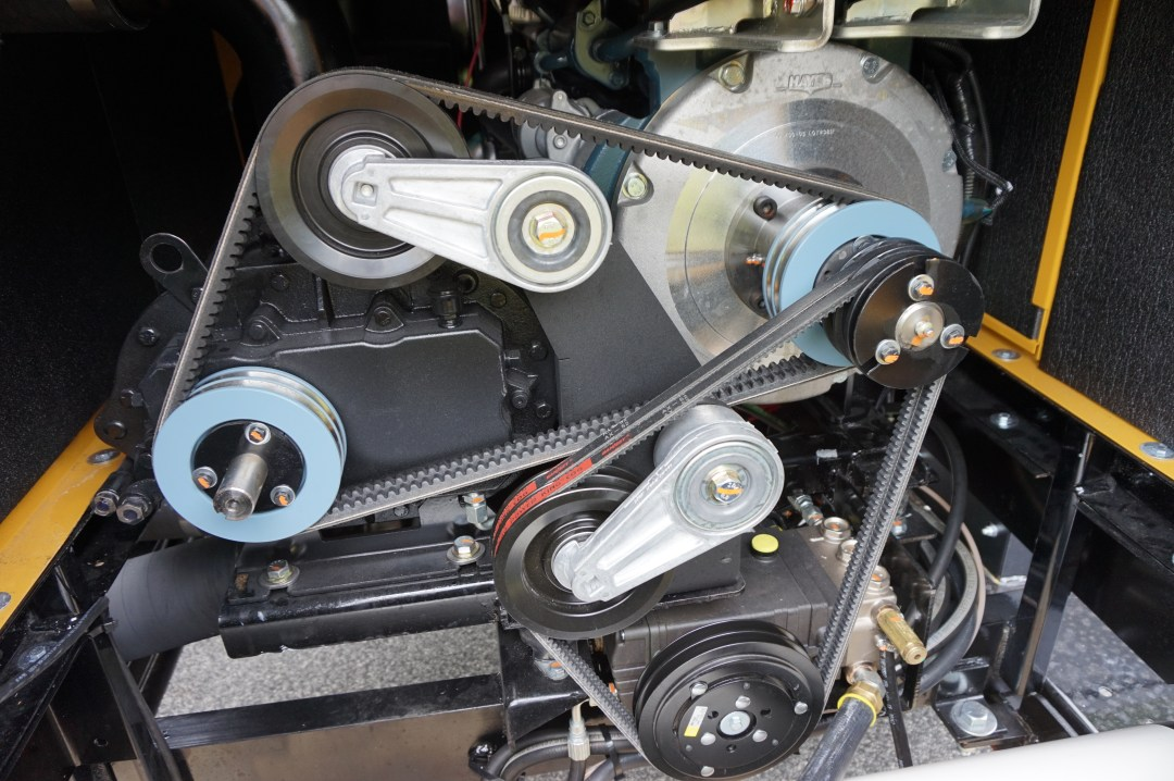 Auto Belt Tensioners