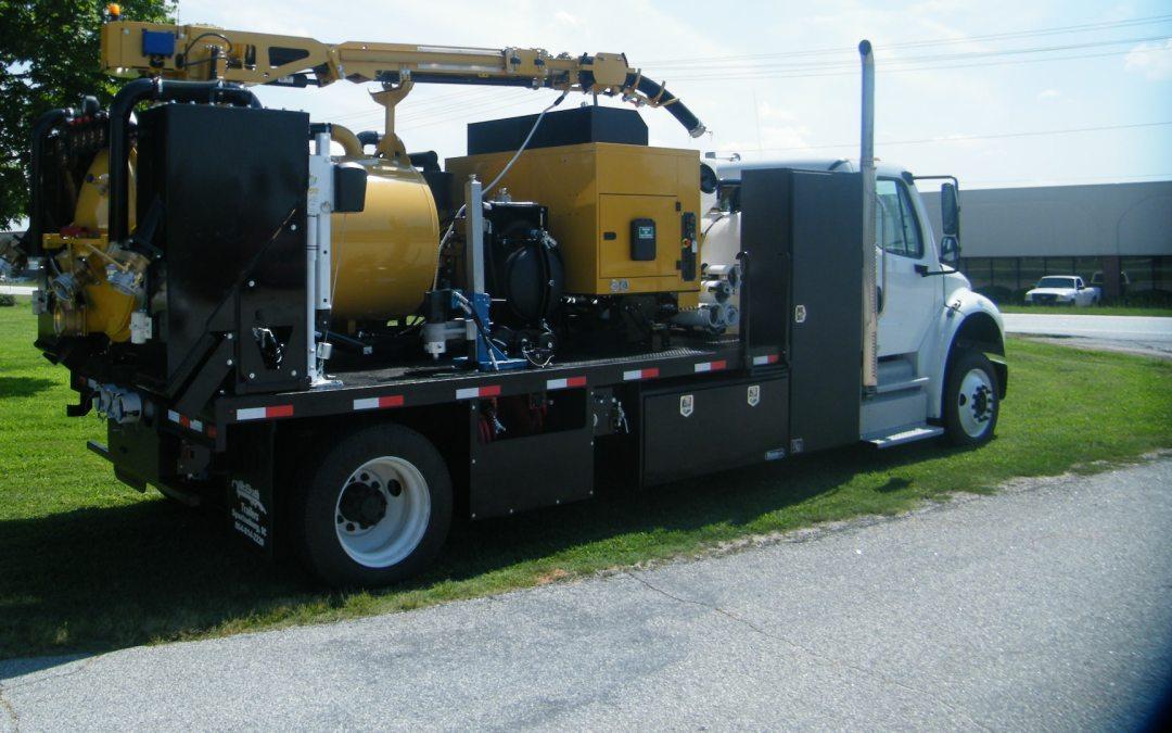 Vermeer ECO80-800 Truck Vacuum Excavator by McLaughlin