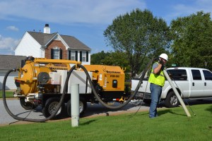 Vermeer VX30 Gen3 Vacuum Excavator Built by McLaughlin