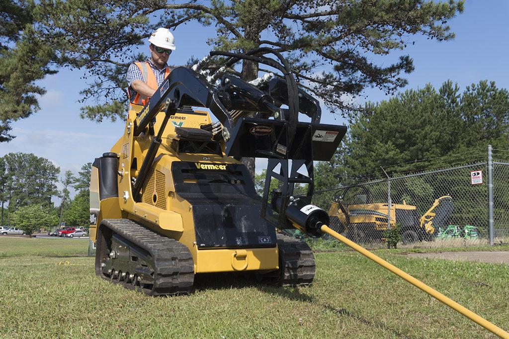 Skid Steer/Mini Excavator Attachments - McLaughlin