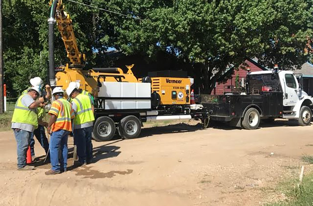Dealer Support, Customized Solutions Help City of Waco Find the Right Machine