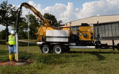 Vacuum Excavator Usage on the Rise: A Better Way to Locate Buried Utilities