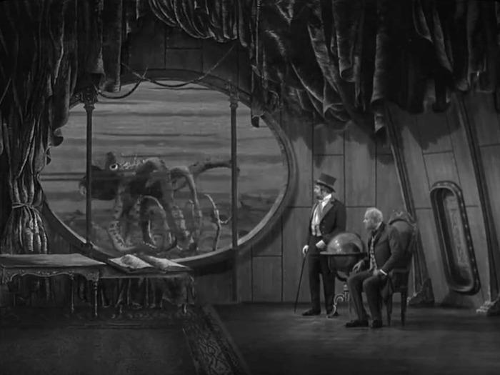 Submarine Porthole in The Fabulous World of Jules Verne.