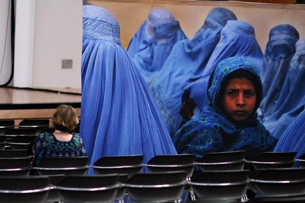 Streets of Afghanistan exhibition image by Paula Lerner - Krystal Garvin
