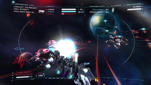 Kickstarter Campaign 'Strike Suit Zero' To Get Linux Support