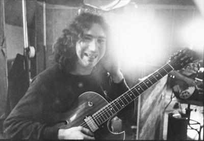 1967 Recording the first Grateful Dead album in LA (photo by Roberto Rabanne)