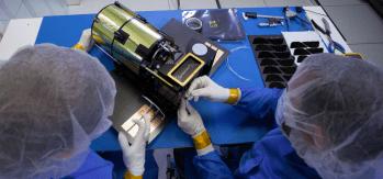 Il prototipo del telescopio