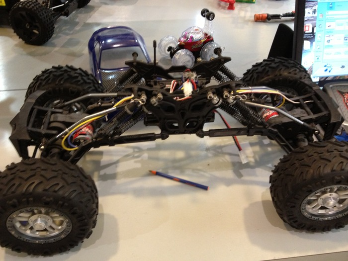 Remote control vehicle for $350