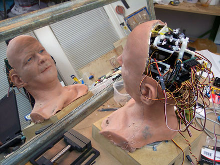 Create lifelike robotics