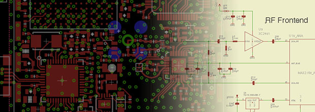 PCB Layout and Schematics are available in Eagle format.