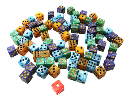 Overview of CUBIST dice!