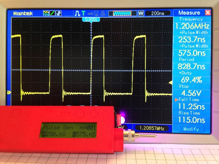 tiq's high-performance programmable pulse generator