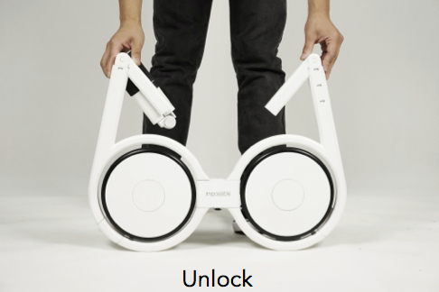 folding portal bike