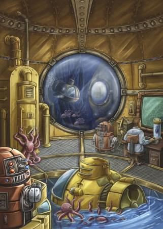 Portada de Aquasphere