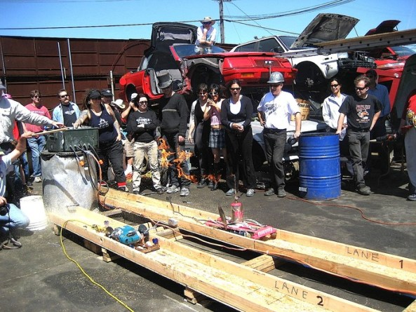 Power Tool Drag Races circa 2008