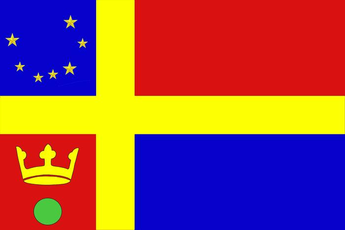 Lorenzburgs flagga