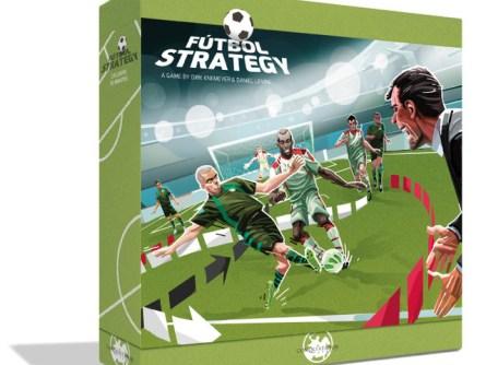 Caja de Fútbol Strategy