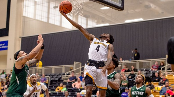 MBB: Owls Top Hatters 84-65 - Kennesaw State Athletics