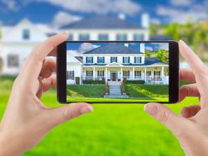 sell investment properties on social media