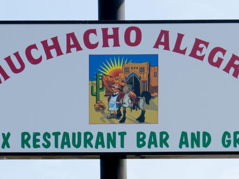Muchacho Alegre Mexican Restaurant Lexington Virginia