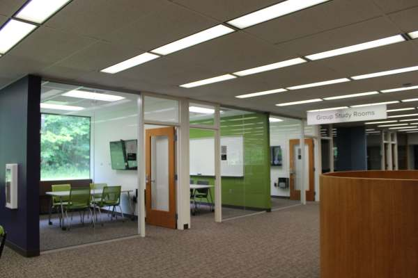 Group Study Rooms - Bromfield Library & Information ...