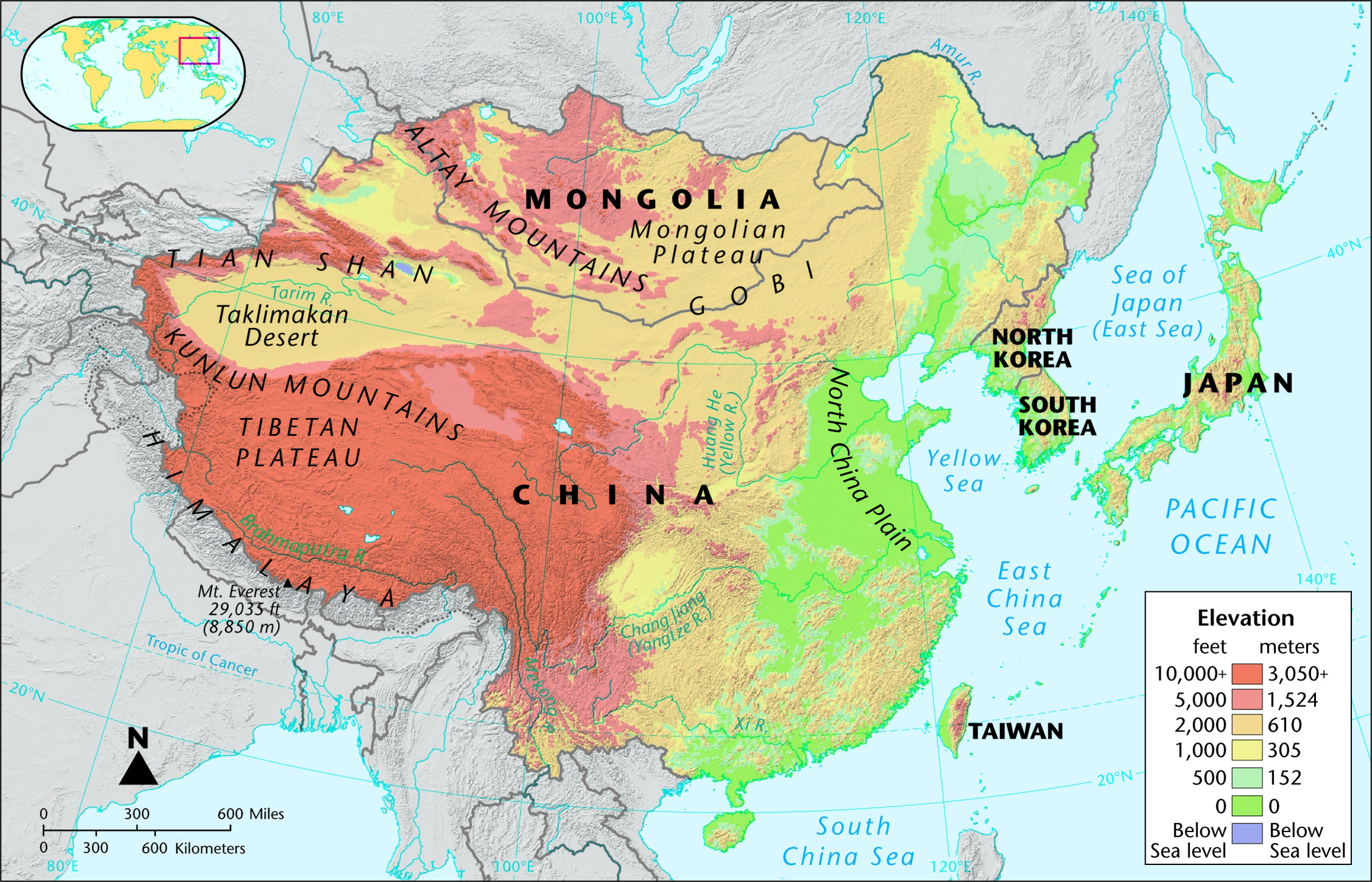 Ancient City State In China