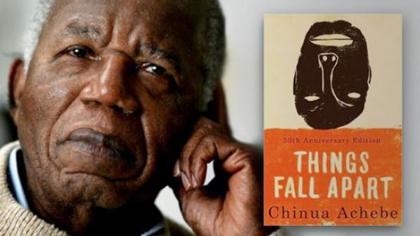 About Chinua Achebe - Things Fall Apart by Chinua Achebe - LibGuides at St  Paul's High School- Canada